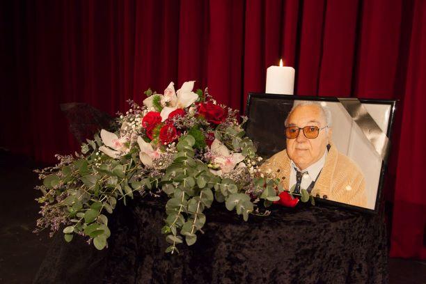 U Hrvatskom narodnom kazalištu u Šibeniku održana komemoracija profesoru Ivi Livakoviću