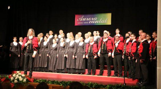Zlatni na natjecanju Aurora cantat u Karlovcu